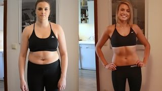 WEIGHT LOSS BODY TRANSFORMATION in 14 WEEKS with Freeletics | WOMAN