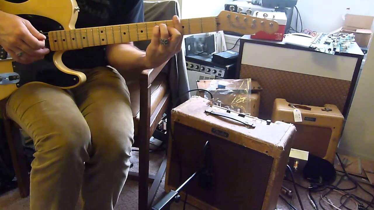 1959 Fender Princeton Tweed