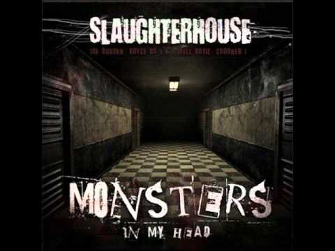 Crooked I - Monsters In My Head (Feat. Slaughterhouse)