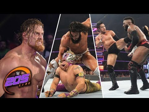 Download WWE 205 Live Highlights 10th July 2018 HD WWE 205 Live Highlights 7 10 2018 HD