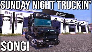 Sunday Night Truckin' (Song)