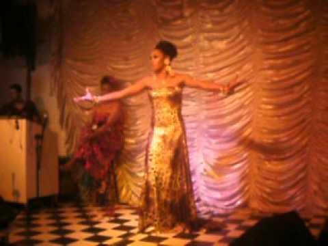 Isabelly Di Monaco Show no Terça Trans 28/08/2012