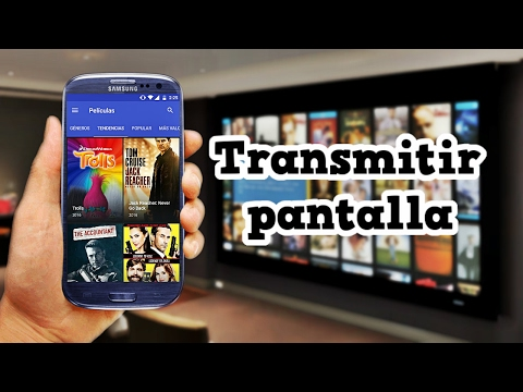 Transmitir pantalla de móvil a Smart TV fácil y rápido - Screen Share