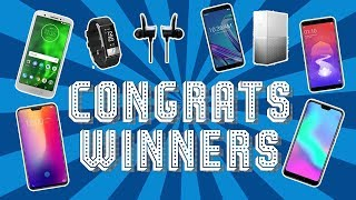 GTU Giveaway Winners Names, Must Watch, See How To Claim