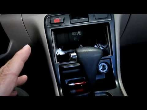 Backup Camera, Bluetooth, Music and Navigation in 94 Honda Accord - Video 6, Stereo Install
