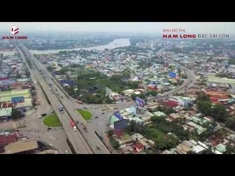 Khu đô thị Nam Long Bắc Sài Gòn – Bình Dương | Nam Long Group