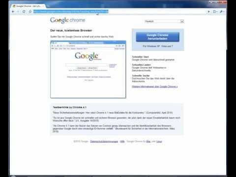 Google Now Einrichten : startseite erstellen einrichten mit google chrome youtube ~ Watch28wear.com Haus und Dekorationen