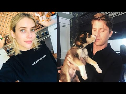 Emma Roberts and Garrett Hedlund expecting first child together