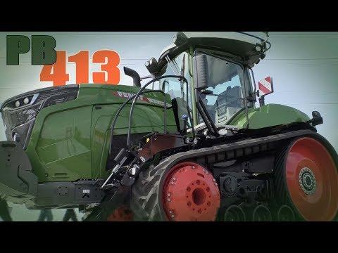 En avant-première de l'Agritechnica ! PowerBoost N°413 (10/11/2017)