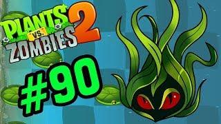 ✔️RONG BIỂN MA QUÁI - Plants Vs Zombies 2 Tập 90 - Hoa Quả Nổi Giận 2 Android, Ios