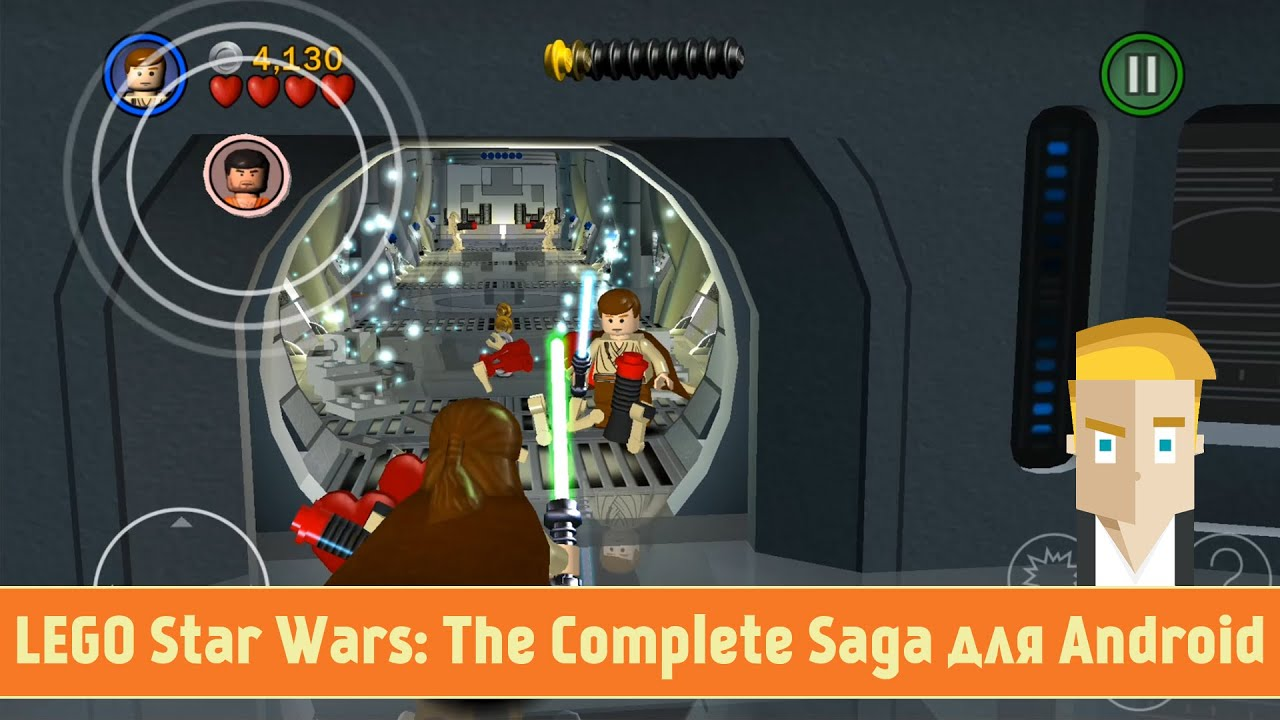 Lego Star Wars: The Complete Saga - Wikipedia