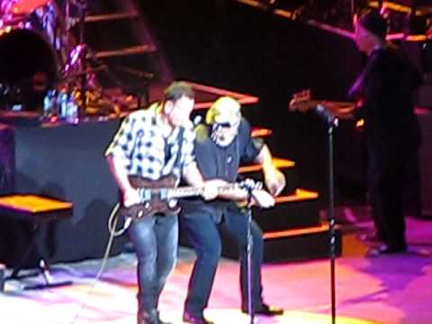 Bob Seger and Bruce Springsteen, Old Time Rock & Roll, Madison Square Garden, 12/1/11