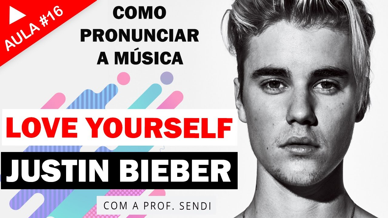 justin bieber love yourself 歌詞