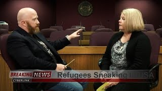 Diseased Refugees Obtaining SSN and Passport Upon Arrival