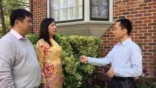 Vợ chồng Tiến sỹ Cù Huy Hà Vũ nói về cuộc sống mới ở Hoa Kỳ