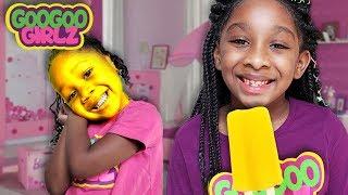 I Love Popsicles! (Learn To Recognize Colors with Goo Goo Girlz)
