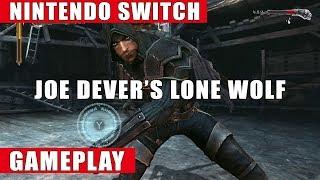 joe Dever's Lone Wolf Nintendo Switch Gameplay