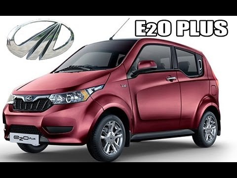 Mahindra Plus Electric Car Launched In India Youtube
