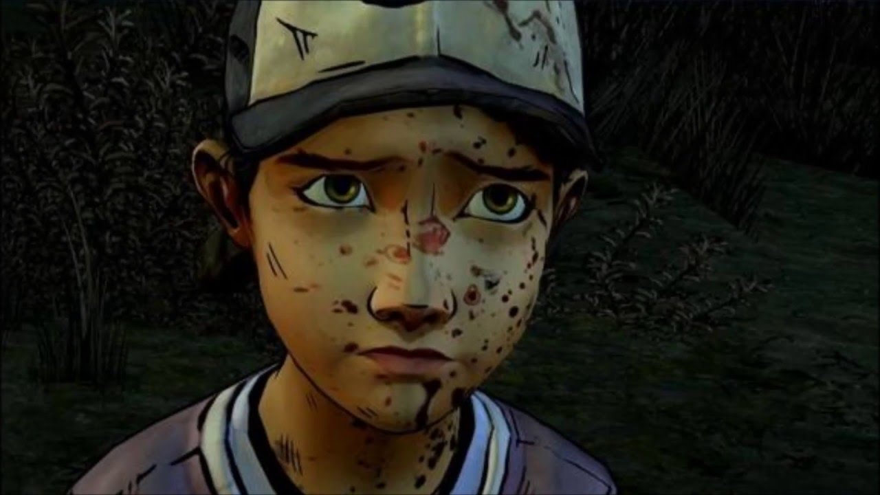 Clementine The Walking Dead Cosplay Youtube