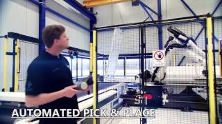 The Automated Composite Manufacturing Pilot Plant