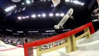 Coolest Skateboarding Tricks 2013