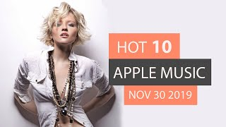 Today's Hits iTunes Apple Music Chart November 30, 2019 - itunes charts today albums