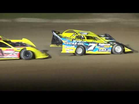 Plymouth Dirt Track Late Model Feature Highlights June 1 2019