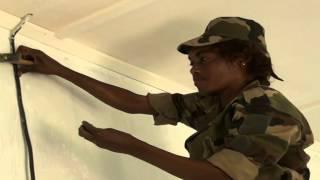 PNUD République Centrafricaine; documentaire 8 mars: Je suis Femme je milite pour la paix