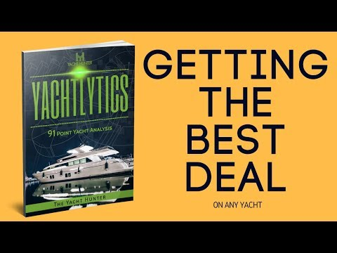 Yachtlytics: Your Guide to Getting the Best Deal on Your Yacht