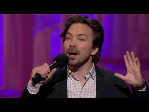 Graham Chittenden - Halifax ComedyFest 2015