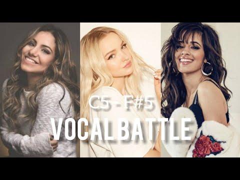 Vocal Battle: Camila Cabello vs Gabriela Rocha vs Dove Cameron