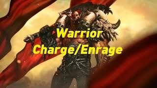 Warrior Charge/Enrage Deck (Hearthstone)