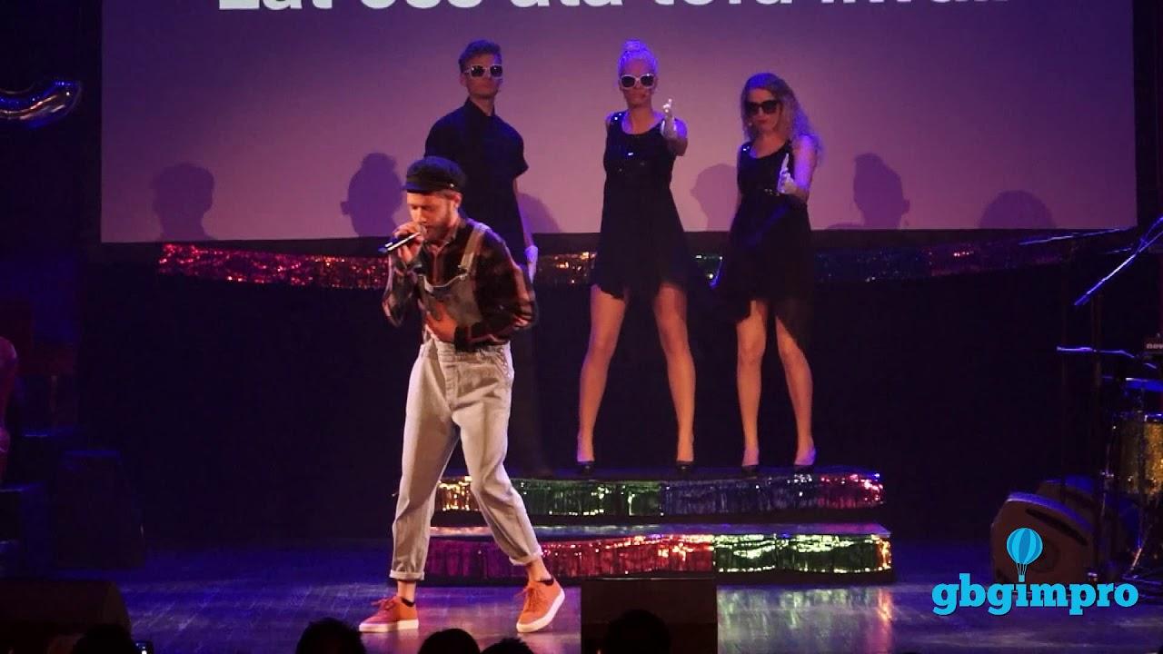 Gbgimpro - Vinnarlåten Improvision song contest 2019
