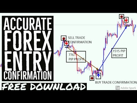 Forex Accurate Entry Confirmation// New FX Indicators// Metatrader 4// Free Download !! 2019🔥🔥🔥