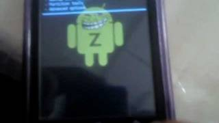 how to root and install xrecovery on x8/x10