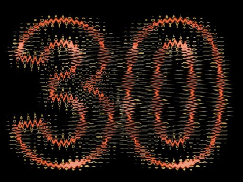 """30 Second Timer ⏲️⏰🎵 30 Second Timer with Music """"Multicolor Distortion"""""""