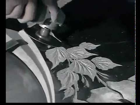 видео: розы 3d