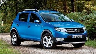 Dacia Sandero Stepway 2018 Car Review