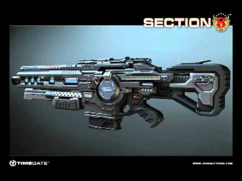 Section 8 sniper rifle .mov - YouTube