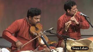 Flute Phani & Violin Vasudevan Music concert