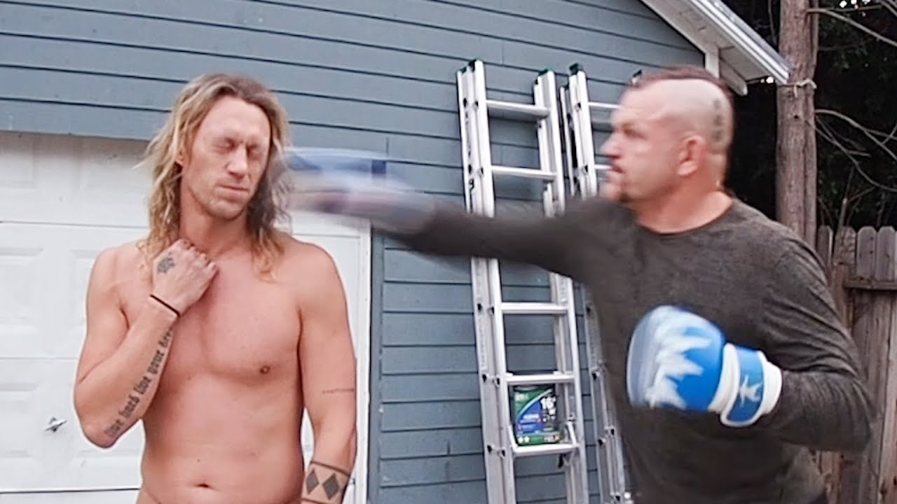 Download Slow Mo Punch from Chuck Liddell!