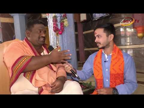 korwar aniveerabhadreshwara temple kalaburagi SSV TV With Nitin Kattimani