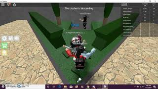 Roblox The Crusher Blooming Garden WR: 27.016