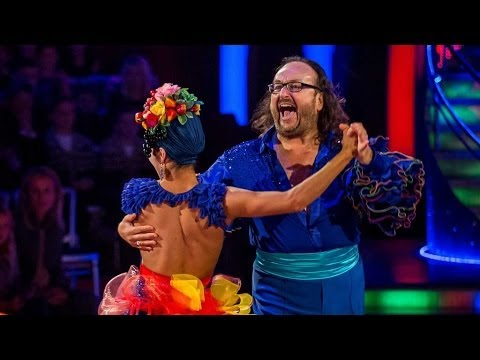 Dave Myers & Karen Salsa to 'Cuban Pete'  - Strictly Come Dancing: 2013 - BBC One
