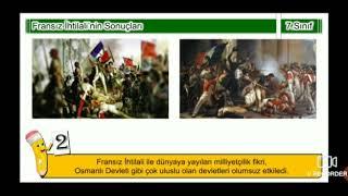Fransız İhtilali (Konu Anlatımı)7.sınıf