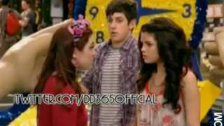 wizards of waverly place harper alex fight 3rd wheel new season 3 episode preview