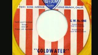 """Goldwater"" by The Citizens (1964)"