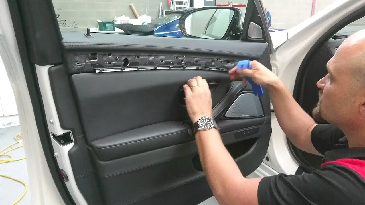 2016 Bmw M5 Door Panel Removal Youtube