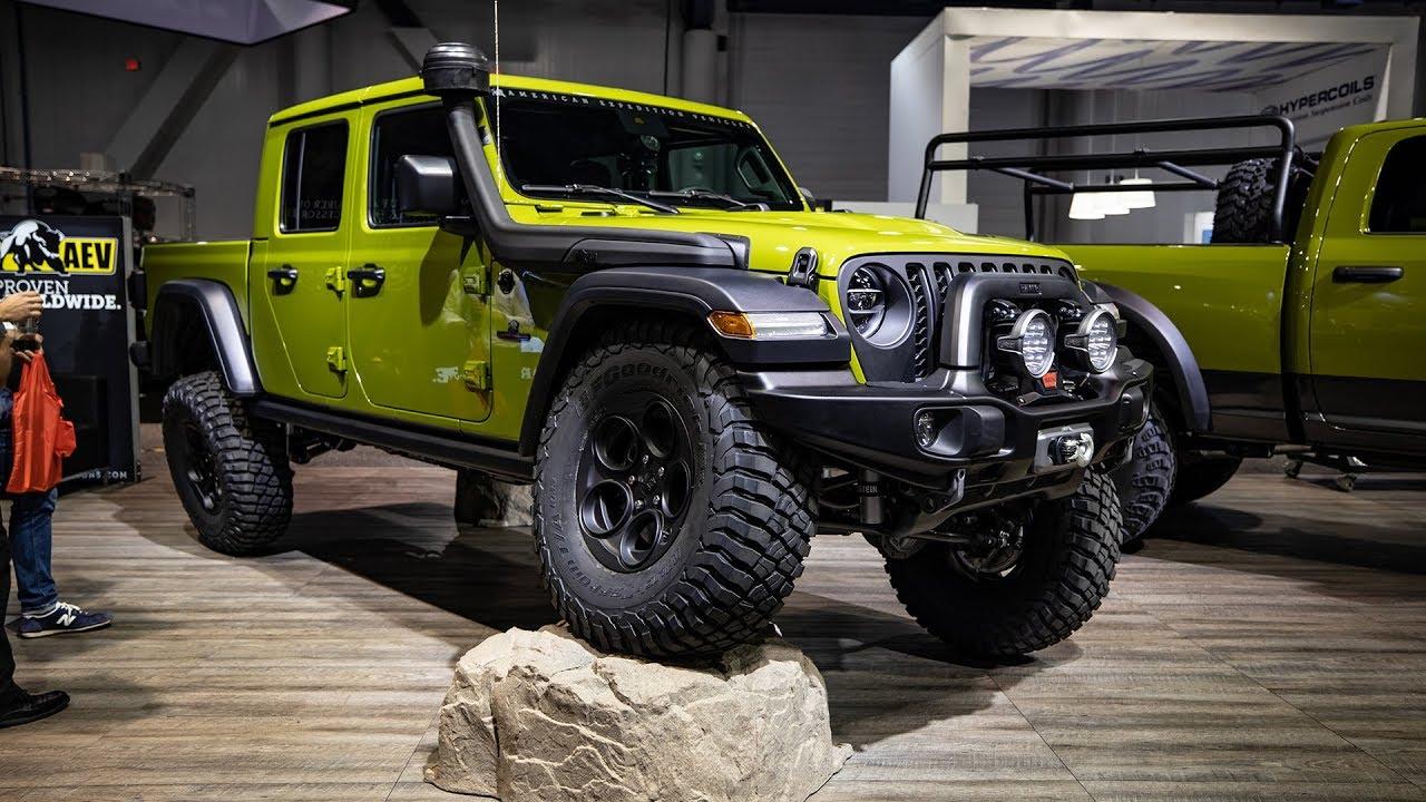 Aev Jeep For Sale >> Aev Jeep Gladiator