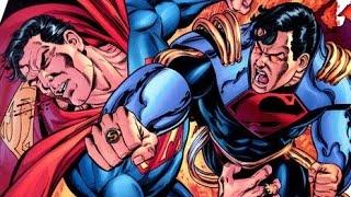Superman vs. Superboy Prime